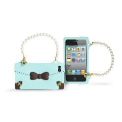Capa Oblige Ribbon para iPhone 4
