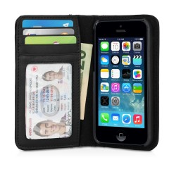 Capa Twelve South BookBook para iPhone 5