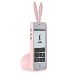 Capa Rabito para iPhone 5-5S