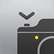 Controle remoto da câmera