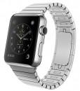 Apple Watch – Caixa 42mm de aço inoxidável com pulseira de elos