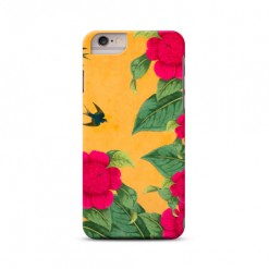 VirguCase Camélias 2 by Benedita Feijó para iPhone