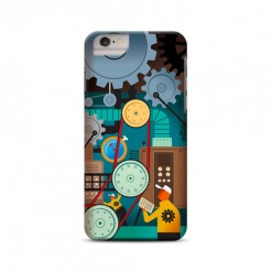 VirguCase Cloudwalker by Paulo Buchinho para iPhone