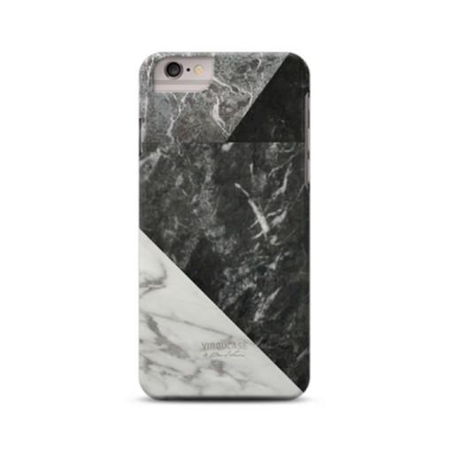 VirguCase White Gray by Daniel Vieira para iPhone