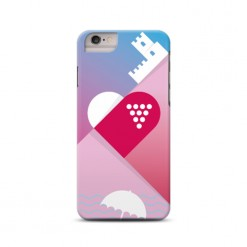 VirguCase Portugal é Amor 2 by Patrício Brito para iPhone