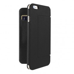 Capa Just Mobile - Quattro Folio iPhone 6/6S (preto)