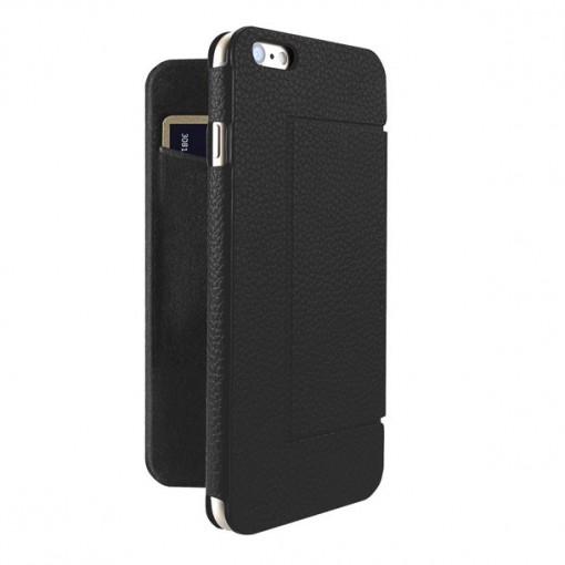 Capa Just Mobile – Quattro Folio iPhone 6/6S Plus (preto)