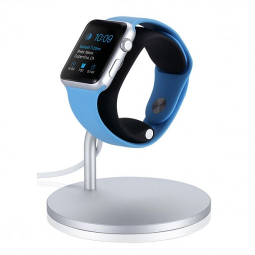 Stand para Apple Watch – Just Mobile Lounge Dock