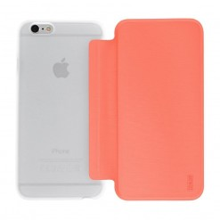 SmartJacket para iPhone 6/6s - Apricot