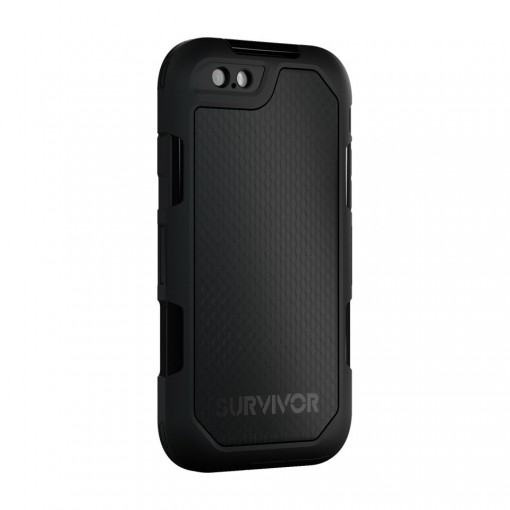 Capa para iPhone 6/6s Griffin – Survivor Summit (black)