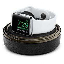 Caixa em pele Sena para Apple Watch