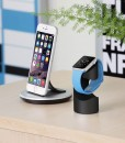 Stand para Apple Watch – Just Mobile TimeStand Preto