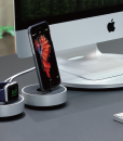 Doca de carregamento para iPhone – Just Mobile HoverDock