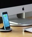 Doca de carregamento para iPhone – Just Mobile AluBolt