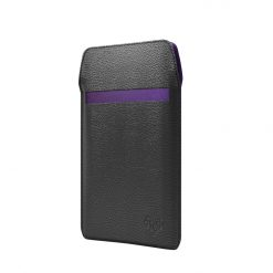 VirguCase Skin para iPhone 5/5s/5c – duo lilás