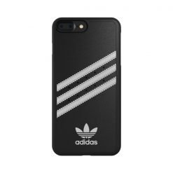 Adidas – Moulded Case para iPhone 7 Plus (black/white)