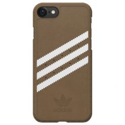 Adidas - Vintage Moulded Case para iPhone 7 (khaki/white)