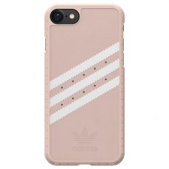 Adidas - Vintage Moulded Case para iPhone 7 (vapour pink/white)