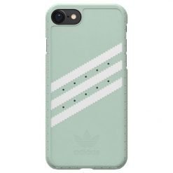 Adidas - Vintage Moulded Case para iPhone 7 (vapour green/white)