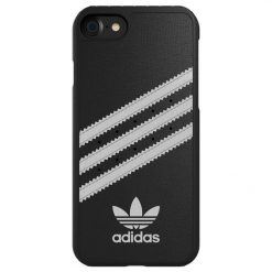 Adidas - Moulded Case para iPhone 7 (black/white)