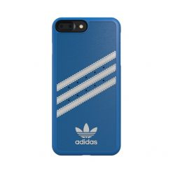 Adidas - Moulded Case para iPhone 7 Plus (Blue/white)