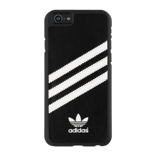Adidas – Moulded Case para iPhone 6/6s (black/white)