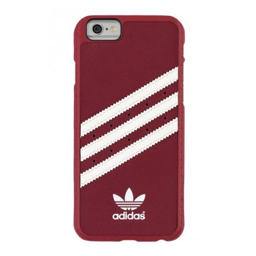 Adidas – Moulded Case para iPhone 6/6s (Red/White)